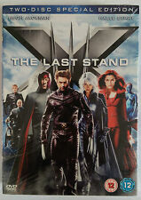 X-MEN THE LAST STAND, 2 DISC SPECIAL EDITION DVD, NEW & SEALED