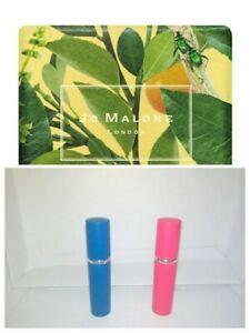5ml Glass Travel Sample Jo Malone Lime Basil Mandarin Choose your quantity