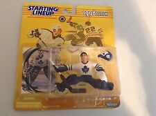 Felix Potuin Starting Lineup 1988 Edition NHLPA Hockey Figure/Card