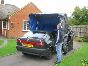 18ft x 7ft Portable Garage