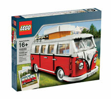 LEGO Volkswagen T1 Camper Van 10220+LED lighting kit mindblowing with lights