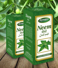 Neem Oil - 100% Pure & Natural Cold Pressed Essential Oil 100ml