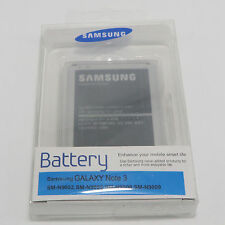 New Original OEM Samsung Galaxy Note 3 Battery B800BU N900A/P/T/V NFC 3200 mAh
