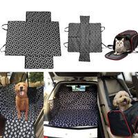 Travel Pet Dog Cat Rear Back Car Seat Cover Cushion Protector Mat Pad Waterproof