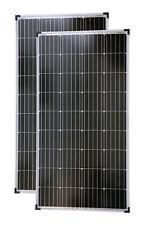2 Piece 130 W Solar Panel Module Cell 130 Watt Mono Crystalline Tüv Certified