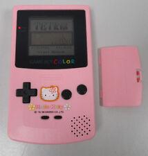 Nintendo Game Boy color,Hello Kitty Special Box , Special Edition