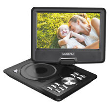 """11'' Portable Dvd Player With 9"""" Hd 1080P Screen with 5 Hours Battery Usa"""