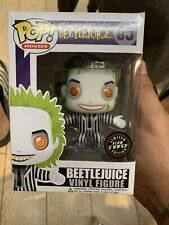 Funko Pop- Horror- Beetlejuice Chase- Glow In The Dark
