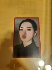 LOONA Olivia Hye Exclusive MMT/MyMusicTaste #/Hash Photocard