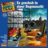 """TKKG """"TEIL 153 - ES GESCHAH IN EINER..."""" CD NEUWARE"""