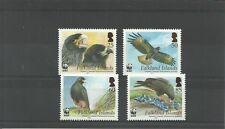 FALKLAND ISLAND SG1062-1065-CARACARA BIRDS-MNH