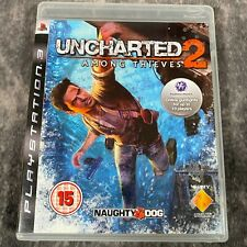 Uncharted 2 Among Thieves PS3 PlayStation 3 Game Complete Naughty Dog