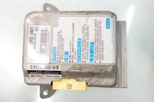 95 96 Acura TL 2..5L SRS Airbag Air Bag Control Computer Unit 06772-SW5-A80