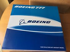 1:200 JC Wings Boeing Company 777-200 House Color N6066Z  Die Cast New