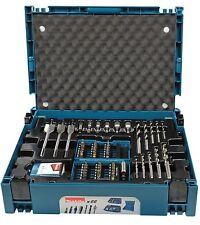 Makita Makpac B-43044 Drill Bit Set 66Piece NEW
