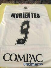 Maglietta Originale del Valencia. Morientes #9 . Nuova tg XL