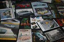 Postcard Opel 80X Rekord Manta Kadett Admiral Speedster and More *29212
