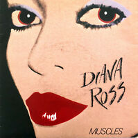 "Diana Ross ‎7"" Muscles - France (VG+/VG+)"