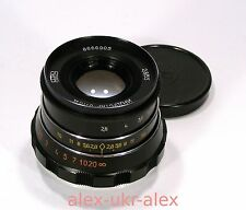 Industar-61 L/D 2,8/55 mm lens Lanthanum glass M39 RF mount.Exc++.CLA