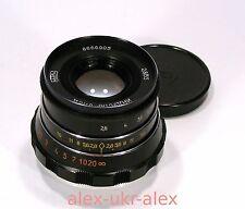 Industar-61 L/D 2,8/55 mm lens Lanthanum glass M39 RF mount.Exc++.CLA