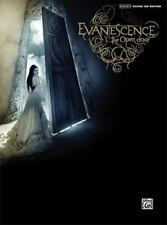 Evanescence Fallen : Authentic Guitar TAB (2007, Paperback)