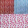 100% Cotton Corduroy Fabric Ditsy Daisies Floral Flower Garden