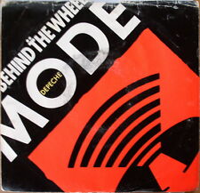 Scarce Depeche Mode - Behind the Wheel & Route 66  with PS