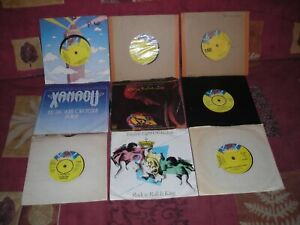 Electric Light Orchestra lot de 15 ( x 45 tours) Uk.