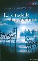 Livre de poche la citadelle des ténèbres Gena Showalter paranormal book