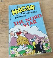 Hagar The Horrible The Nord Star Vtg 1987 Paperback Book