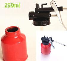 One Pcs Red 250ml Vehicles Lubricants High Pressure Pump Oiler Oil Can Gun Tool