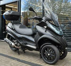 2013 PIAGGIO MP3 SPORT 500 TOURING LT * TRICYCLE / TRIKE / CAR LICENCE