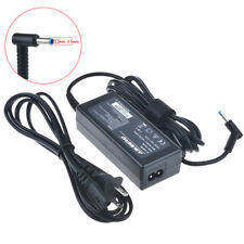 45W AC Adapter Charger Power Cord for HP 15-bn070wm 15-ay078nr 15-ay091ms Laptop