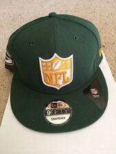9Fifty New Era, NFL Shield Team Packers OSFA Snapback Hat