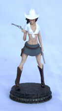 1/24 Resin Model Kit, Sexy action figure Annie the Cowgirl Pistolera