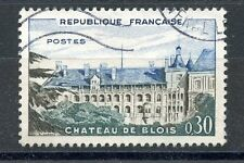 TIMBRE FRANCE OBLITERE N° 1255 CHATEAU DE BLOIS / photo non contractuelle