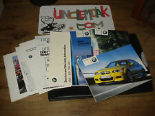 2002 BMW M3 Coupe Owners Manual 02 FREE Shipping to USA