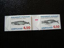 GROENLAND (danemark) - timbre - yt carnet n° C266 nsg (A3) stamp greenland