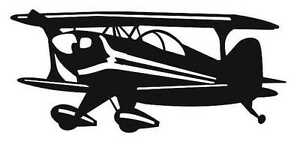 Pitts Special (Variante 2) Aufkleber