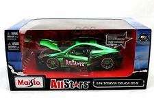 Maisto Toyota Celica GT-S Green / Black 1/24 Diecast Cars 32096