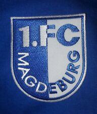 Aufnäher 1. FC Magdeburg 75x65 mm   ** NEU ** FCM