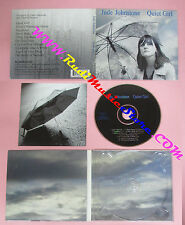 CD JUDE JOHNSTONE Quiet Girl 2011 Usa BJR52011-2  DIGIPACK no lp mc dvd (CS53)