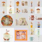 2021 Starbucks Autumn Squirrel Fox Glass Ceramics Cup Mug Bottle Tumbler Gift