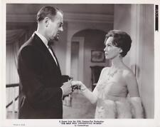 "H.Fonda, L.Caron in ""The Man Who Understood Women"" 1959 Vintage Movie Still"