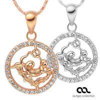 Sternzeichenkette Wassermann Damen Halskette Sternzeichen Anhänger Zirkonias
