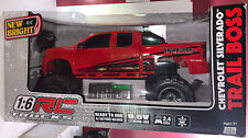 New Bright 1/6 Scale Chevy Trail Boss RC Truck 2.4 GHz Great Christmas Gift