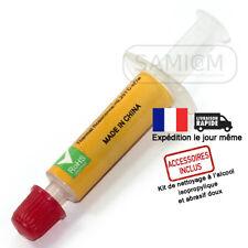 1 Seringue Pâte Thermique silicone blanche Processeur Cpu Gpu
