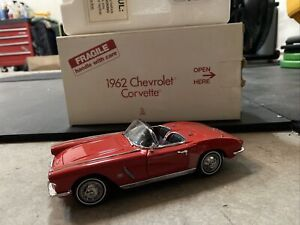 Dambury Mint 1962 Chevrolet Corvette