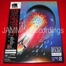 JOURNEY - ESCAPE - JAPAN BLU-SPEC 2 - MINI LP CD - NEW - SICP-30139