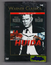 La Huida (The Getaway DVD 1972 WS) STEVE McQUEEN (edición española de lujo)